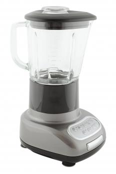 A blender may be used to create prune whip.