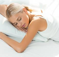 Getting more sleep may help an individual achieve whiter eyes.