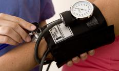 Sympathomimetics may be used to treat dangerously low blood pressure.