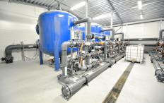 A steam generator is also sometimes referred to as a boiler.