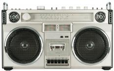 Cassette players are sometimes still used for transcribing audio into text.