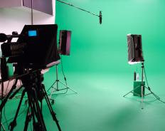 Chroma key is an editing technique in which two images are composited together to create a single, finished image, sometimes referred to as blue or green screen.