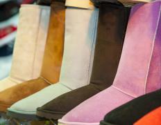 UGG® boots come in many colors and patterns.