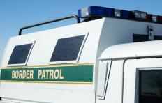 The United States Border Patrol is a branch of U.S. Customs and Border Protection.