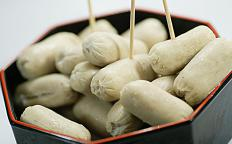 Boudin blanc is often added to alicot to provide more substance.