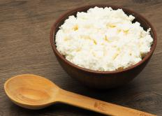 Cottage cheese contains valine.