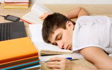 Study halls should be used to get homework done so that more time can be set aside for rest.