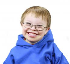 Special Olympics supports children and adults who have disabilities like Down syndrome.