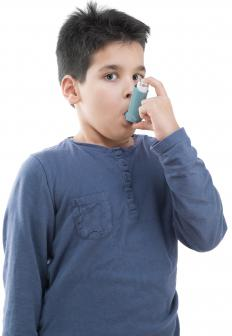 Asthma is sometimes a result of non-acid reflux.