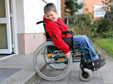 It is important for the school, classroom, and materials to be accessible to disabled students as much as possible.