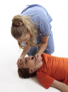 Many childcare workers need certification in CPR.