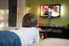 It is recommended that children should not watch over two hours of television per day.