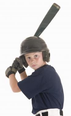 A pitching machine will help a young baseball player become a better hitter.