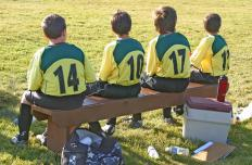 Being a youth soccer coach is one volunteer opportunity that may require a character reference letter.