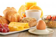 To avoid protein poisoning, it's important to consume a balanced breakfast every day.