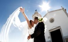 A wedding aisle runner may be acquired for busy wedding venues like churches.