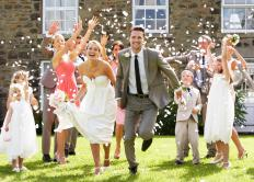 A wedding planner is typically in charge of all of the details associated with a wedding ceremony.