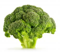 Broccoli  and broccoli juice are important sources of calcium.