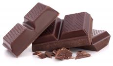 Rotational molding may be used to make chocolates.