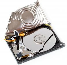 Performing a data backup using a redundant array of inexpensive disks guards against losing information in the event of a hard drive malfunction.