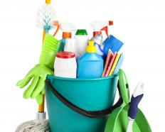 A housekeeping attendant may provide cleaning services for a place of business.