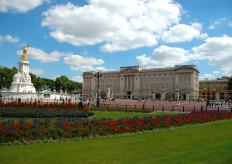 Buckingham Palace -- the official residence of the British royal family -- houses the Queen's Gallery.
