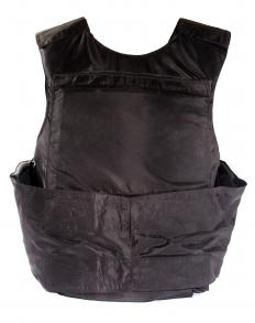Polyethylene is a very strong plastic and can be found in bulletproof vests.