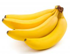 Bananas can be both freeze-dried or dehydrated.