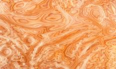 Burl is an abnormal growth in wood that can give it rich patterns.