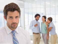 Employee defamation involves an employee's reputation being damaged in the workplace.