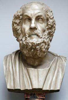 The Odyssey was written by Homer.