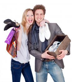 Bargain basement sales are a shopper's paradise because they offer items at very low prices.