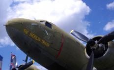 The C-47 played a major role in the Battle of the Bulge.