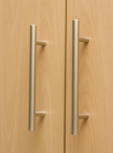 Door pulls and similar items like knobs are a type of cabinet hardware.