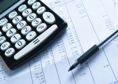 Budgeting spreadsheets can help organize information more efficiently to help highlight trends in income, spending, etc.
