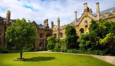 Bath Oliver studied at Cambridge University and other schools.