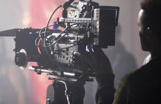 The dolly grip is responsible for positioning and moving the camera dolly.