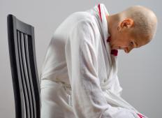 Fatigue and depression can be early signs of lung cancer.