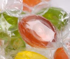 Sorbitol can be found in dietetic candies.