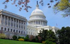 The U.S. Capitol Building is the seat of both houses of the U.S. Government: the Sentate and the House of Representatives.
