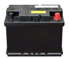 Most car batteries are lead acid 12-volt batteries.