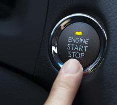 Newer cars have push button ignitions wand have no need for a key to act as the distributor.