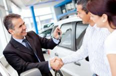 A bill of sale is most commonly used when personal property, such as a vehicle, is sold to another individual.
