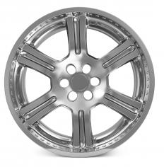 Most cars can handle different rim sizes.