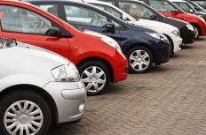 Once a person decides they require transportation, they engage in the process of procurement to purchase a vehicle.