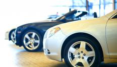 Automobiles often have warranties that cover repairs for three years or more.