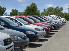 Repossession agencies may work for specific car dealerships.