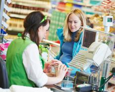 Employers generally provide cashier training.