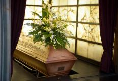 Unsecured loans may be used to pay for funeral expenses.