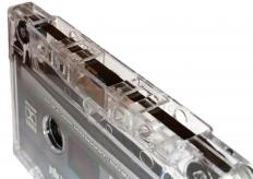 Digital audio tapes are similar in appearance to cassette tapes, which are analog.